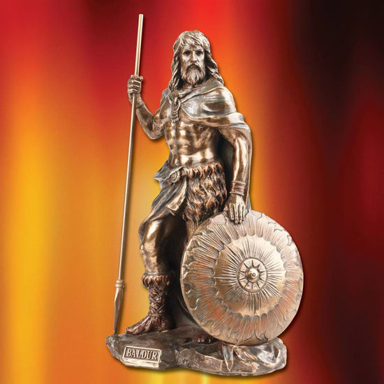 Picture of Baldur Statue