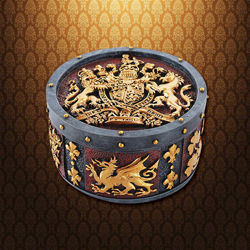 Picture of Coat of Arms Trinket Box