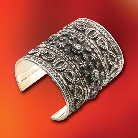 Picture of Silver Synn Cuff