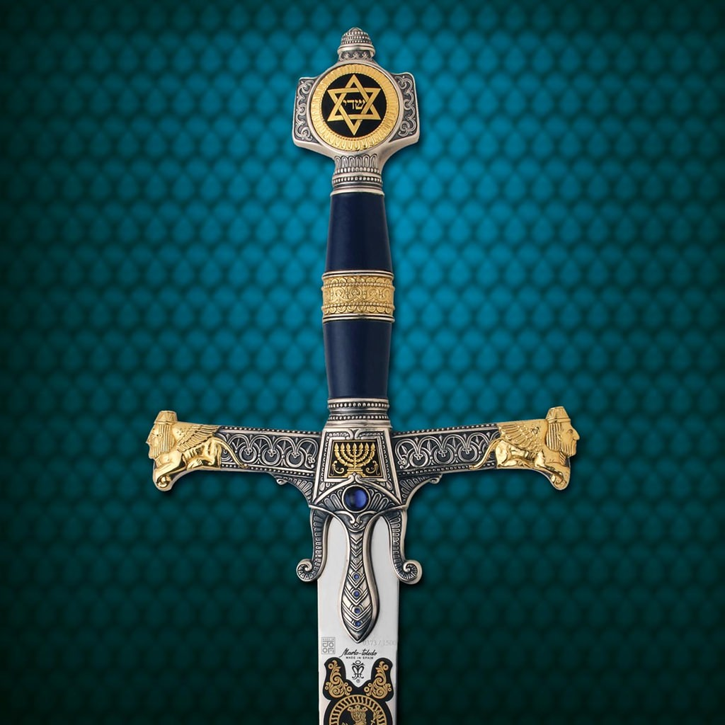 Picture of Solomon Sword Limited Edition