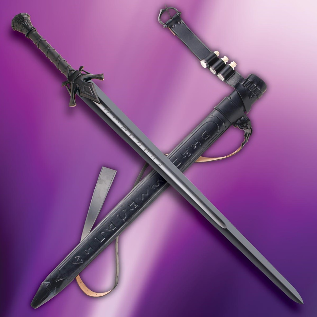 Picture of Retribution Sword & Scabbard from Night Angel