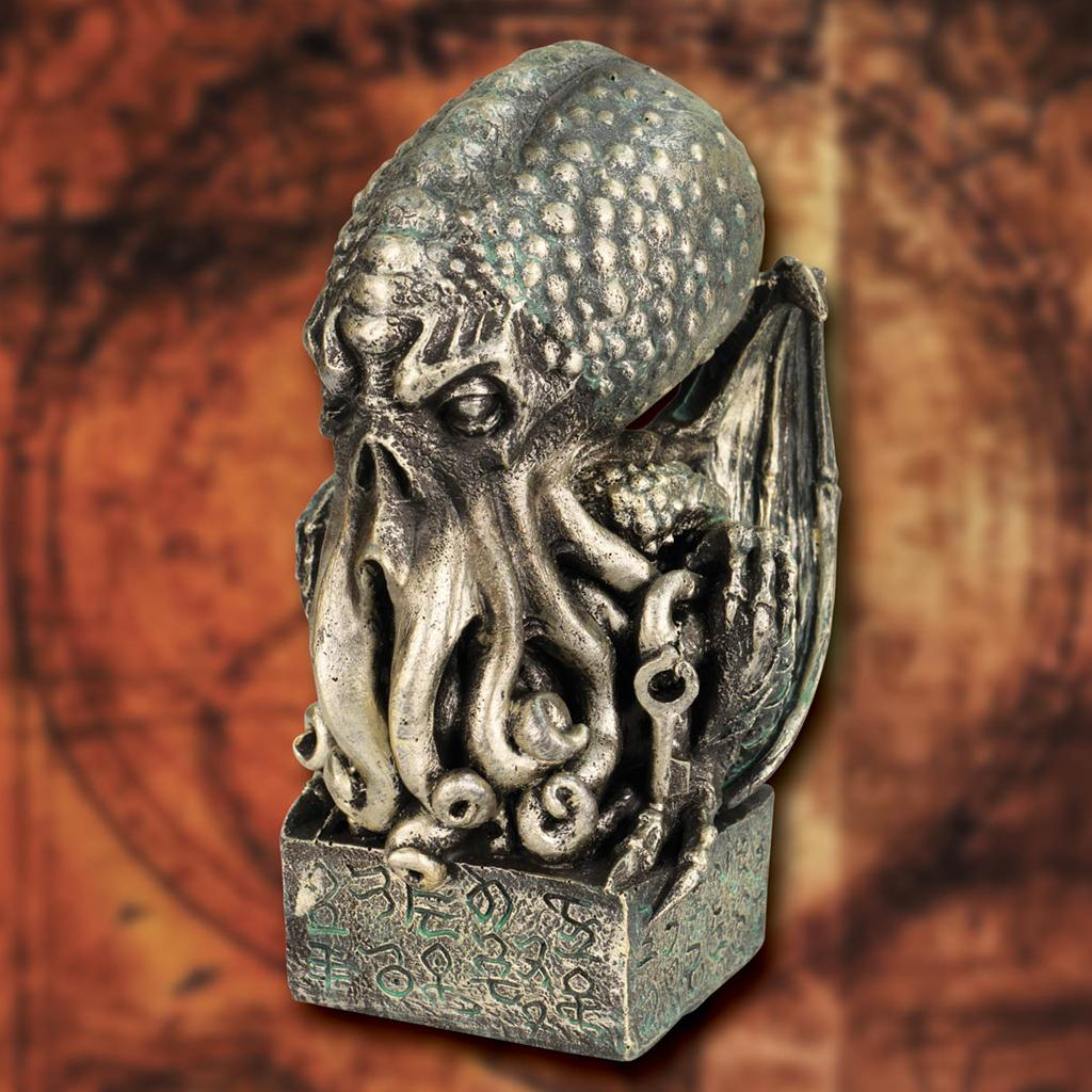 Picture of Cthulhu Statue
