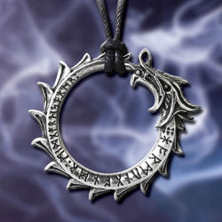 Picture of Ring of the Dragon Pendant