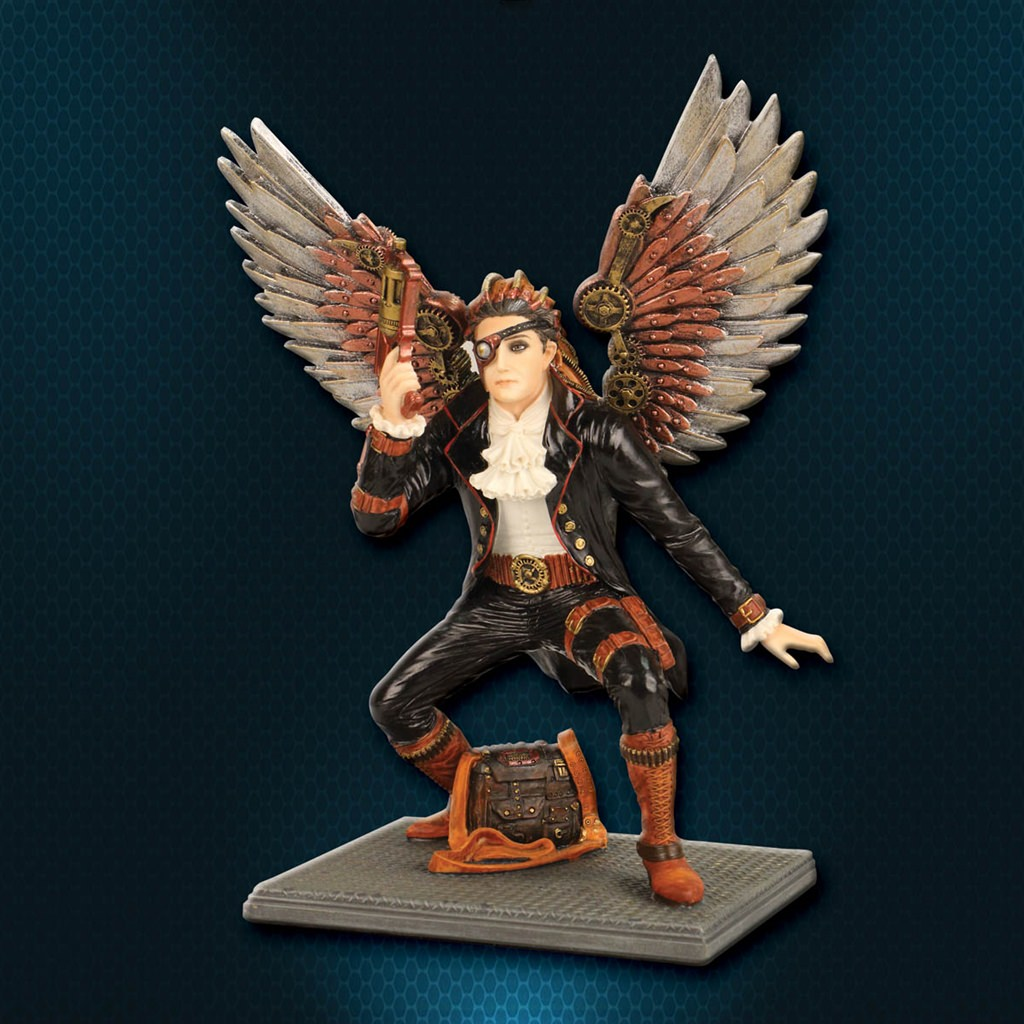 Picture of Sky Pirate Statue