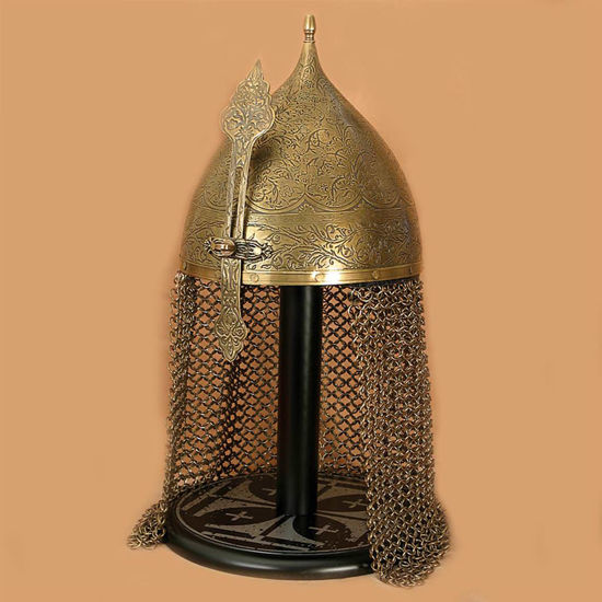 Picture of Indo-Persian Helmet