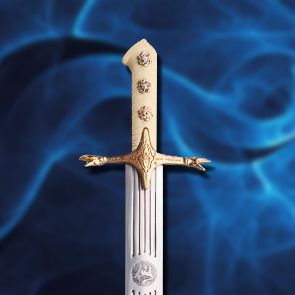 Picture of Sword and Scabbard of the Great Saladin