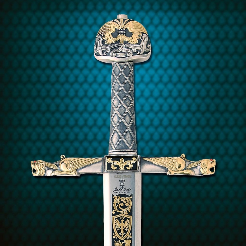 Sword of Charlemagne Limited Edition
