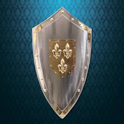 Picture of Fleur-de-lis Shield