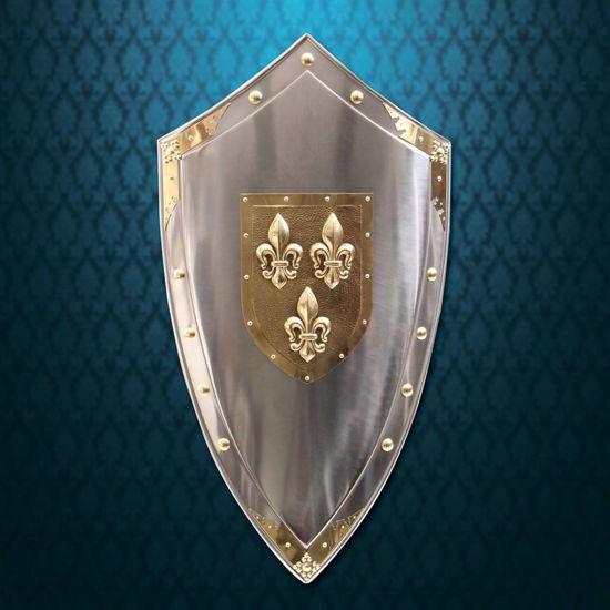 Picture of Fleur-de-lis Shield