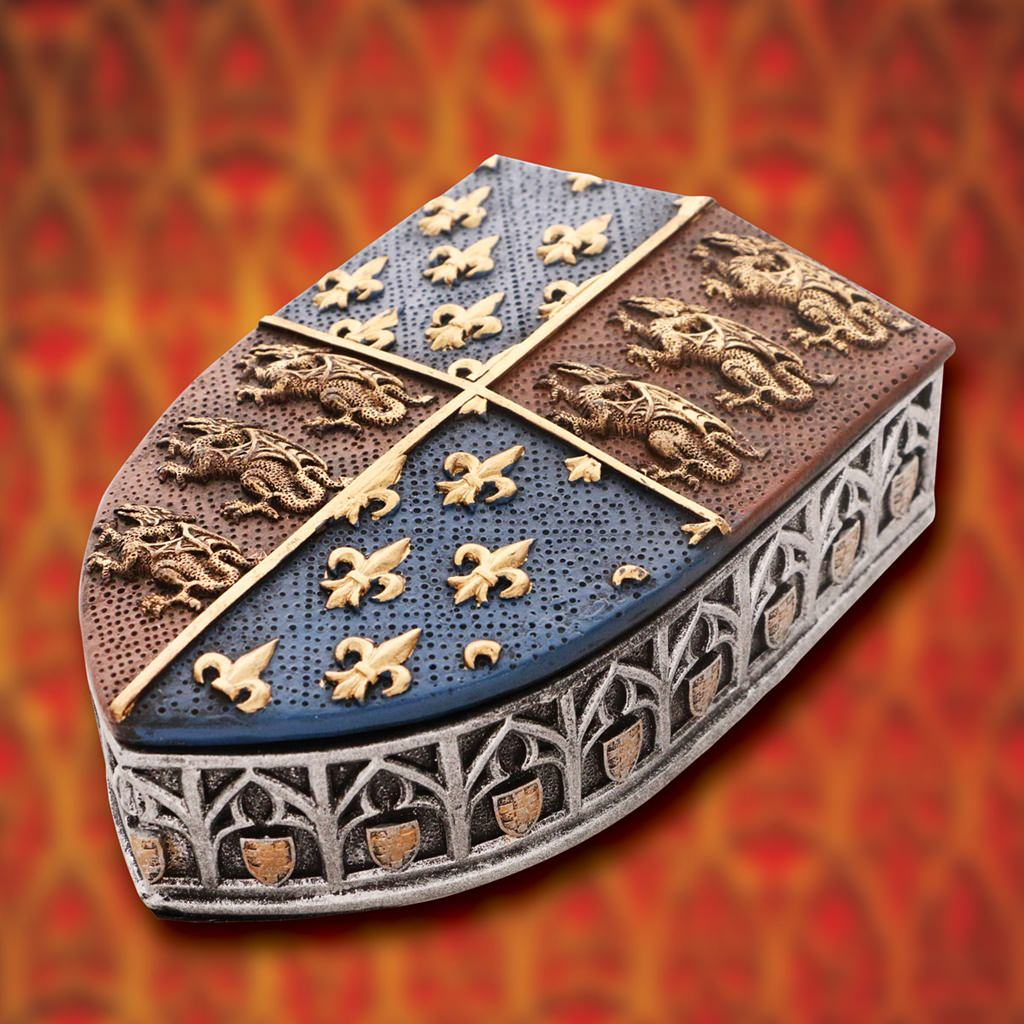 Picture of Medieval Shield Box