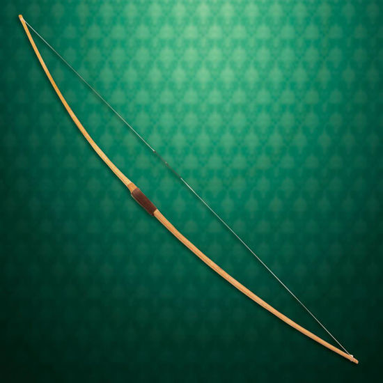 Picture of Oak English Longbow