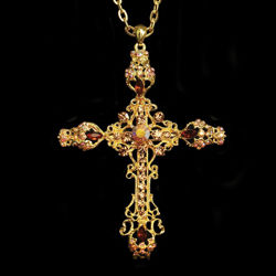 Picture of The Queen's Cross Pendant