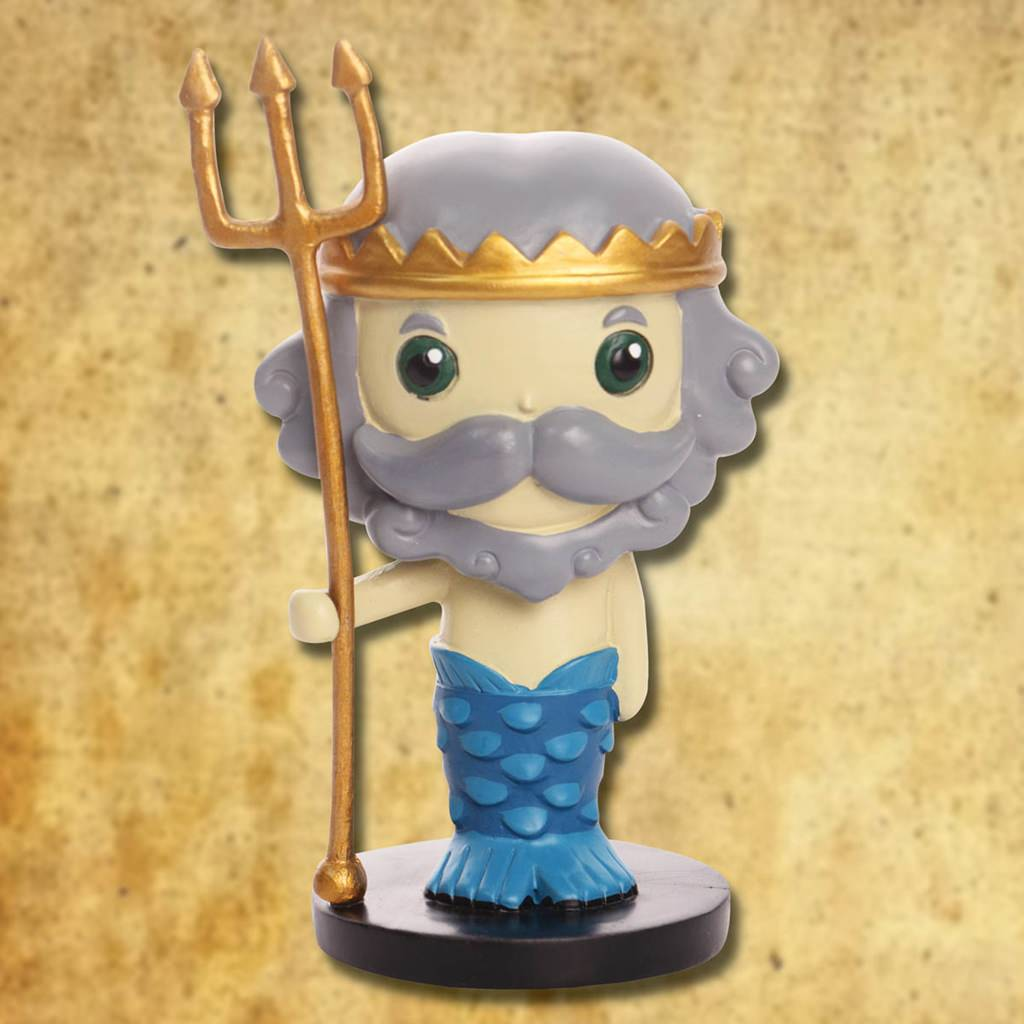 Picture of Poseidon Mini Myth Greekies