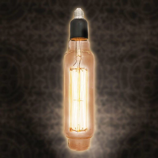 Picture of Edison Style 40 Wt Column Bulb