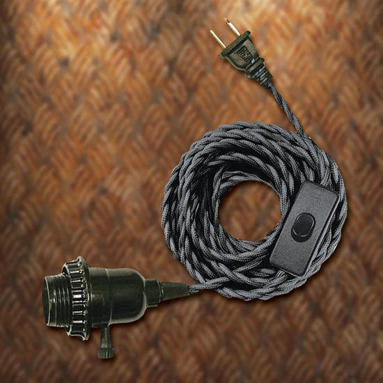 Picture of Edison Pendent Light Cord with Switch