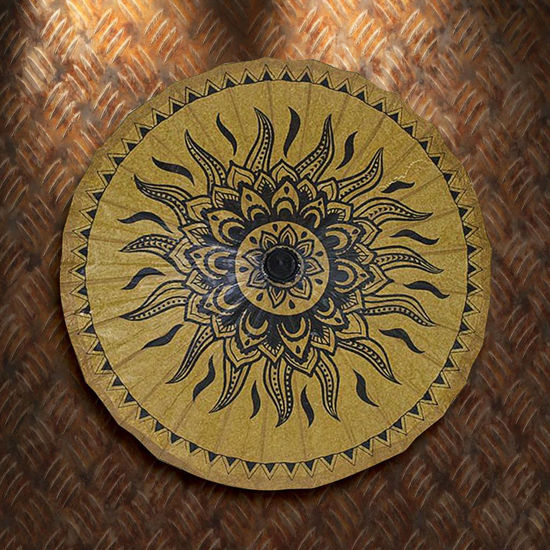 Picture of Henna Sun Paper Parasol