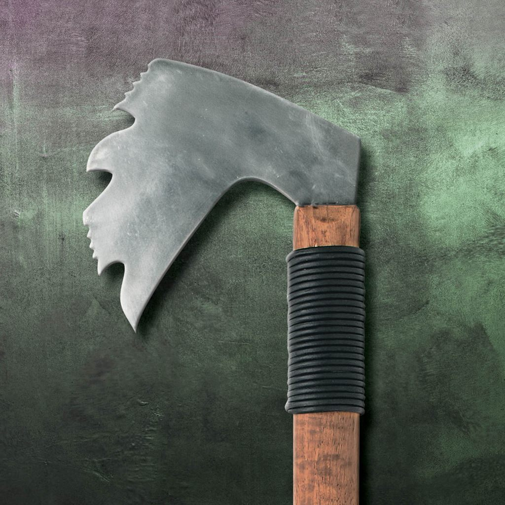 Picture of Orc Fantasy Axe