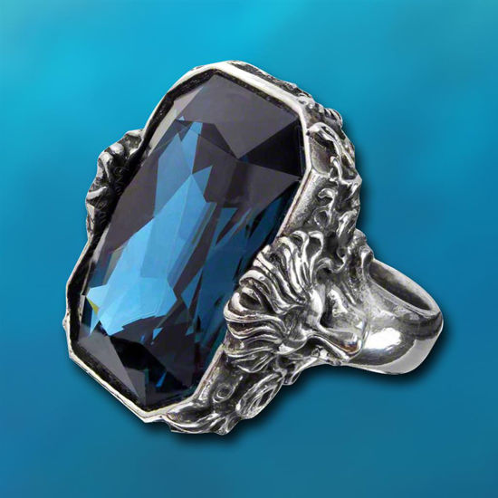Picture of Britannia Gem Ring