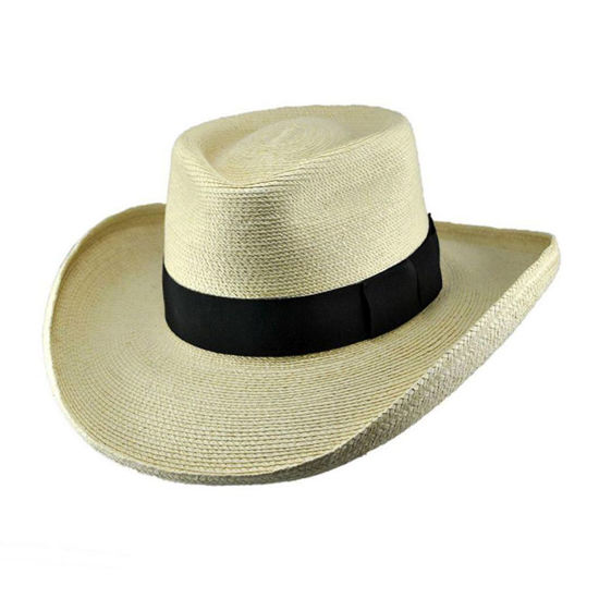 Picture of Gentleman's Panama Straw Hat