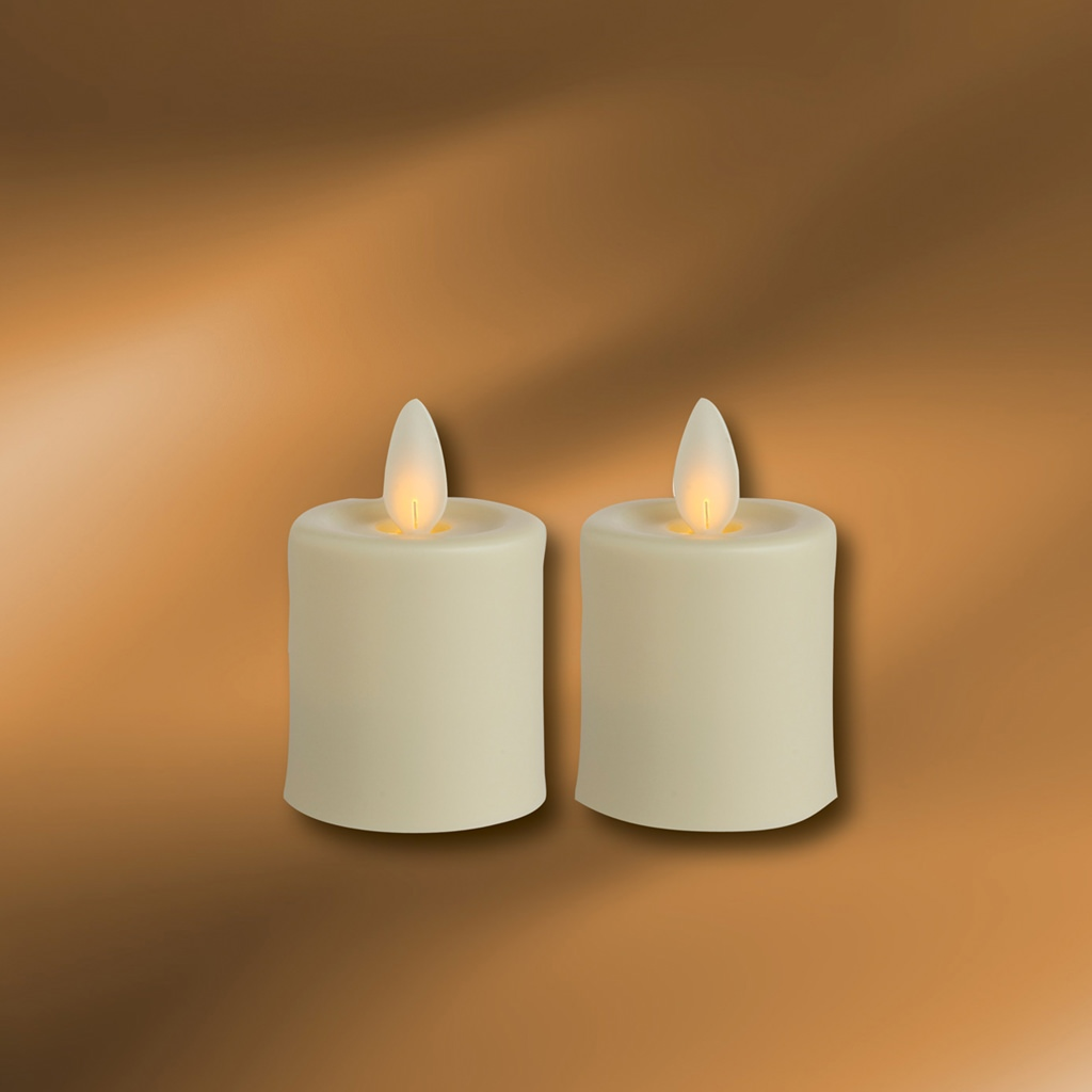 Picture of LED Votive Candles Set of 2