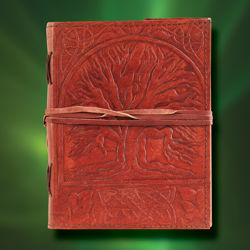 Picture of Tree of Life Leather Journal