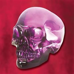 Picture of Amethyst Skull