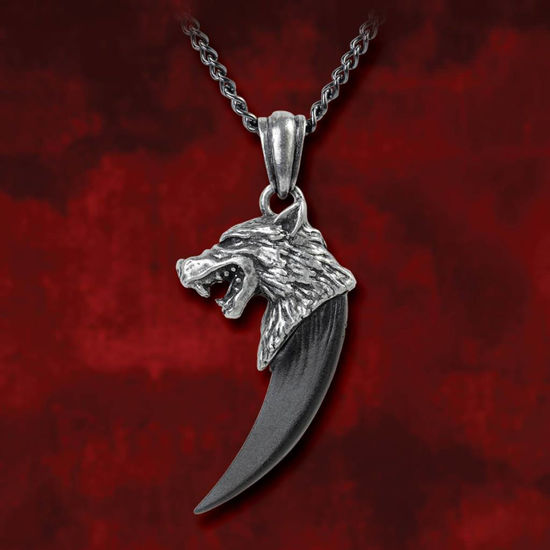 Picture of Norse Wolf Macht Pendant