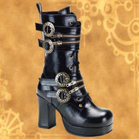 Picture for category Steampunk Footwear