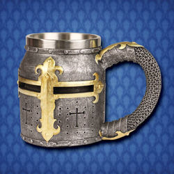 Picture of Knightly Helmet Mug