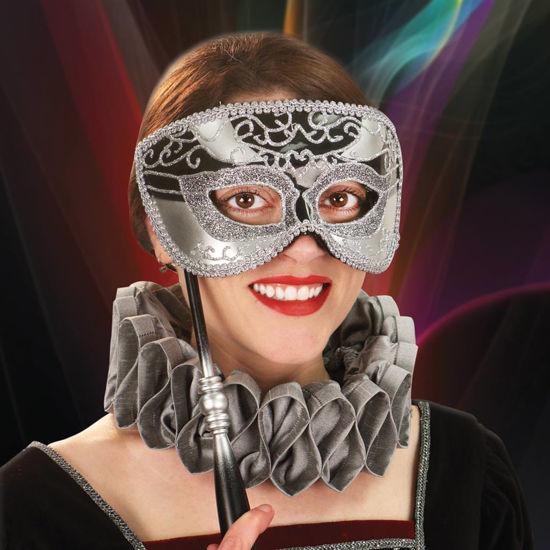enetian Mask on Stick