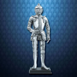 Picture of Shining Knight Statue