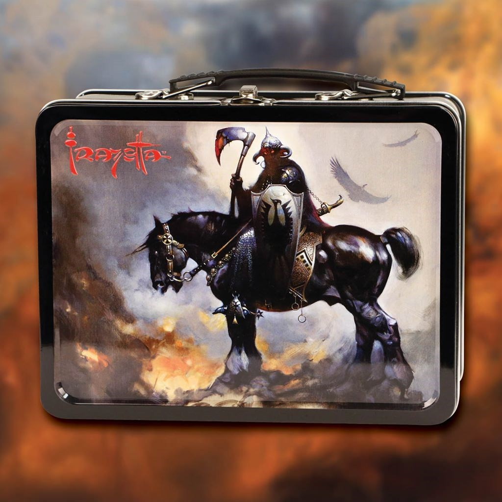 Death Dealer Frazetta Lunchbox - Death Dealer