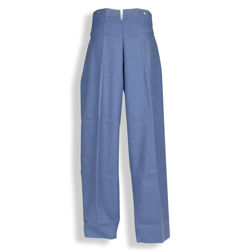 Enlisted Men's Trousers Infantry Sky Blue Back