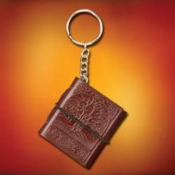 Tree of Life Keychain Mini Journal