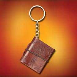 Celtic Cross Keychain Journal