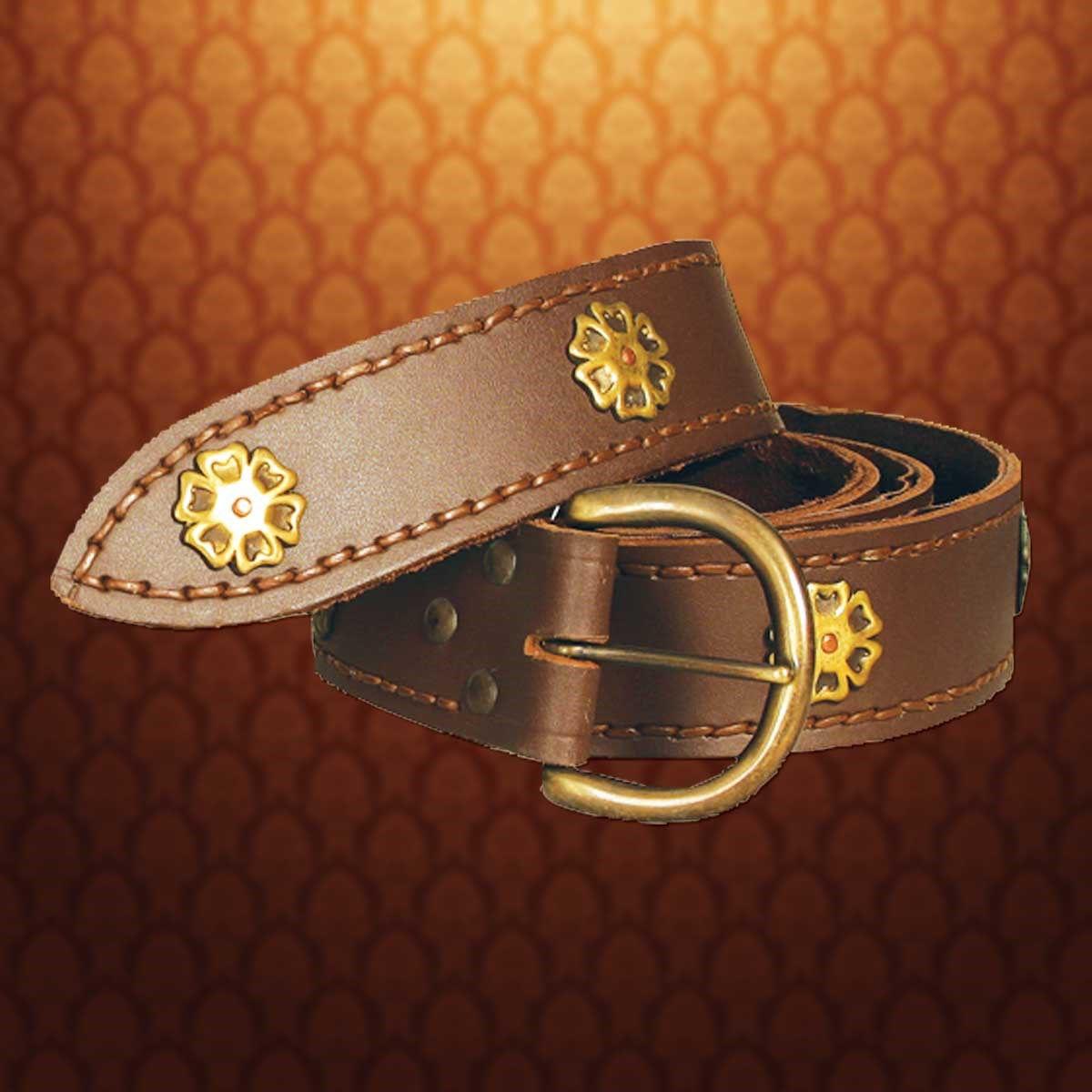 Brown Knightly Belt