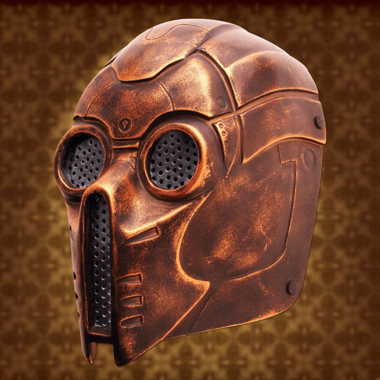 Archangel Fiberglass Mask