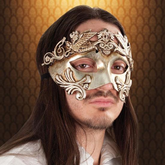 Grecian Renaissance Mask