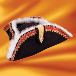 Gov'nah Tricorn Hat