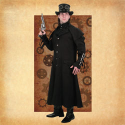 Picture of Empire Gentleman's Steampunk Coat