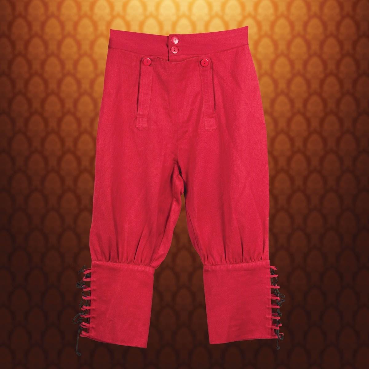 Red Tortuga Pants