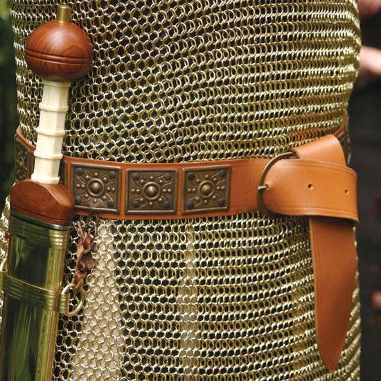 Brown Roman Belt