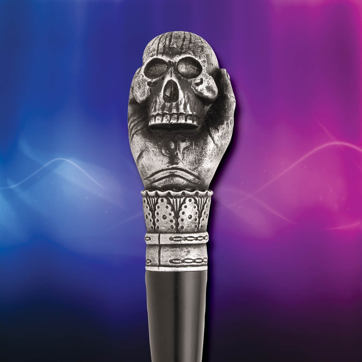 Phantom Sword Cane Aluminium Head