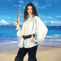 Mary Read Polyester Pirate Shirt