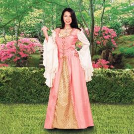 Pink Avington Gown Overdress