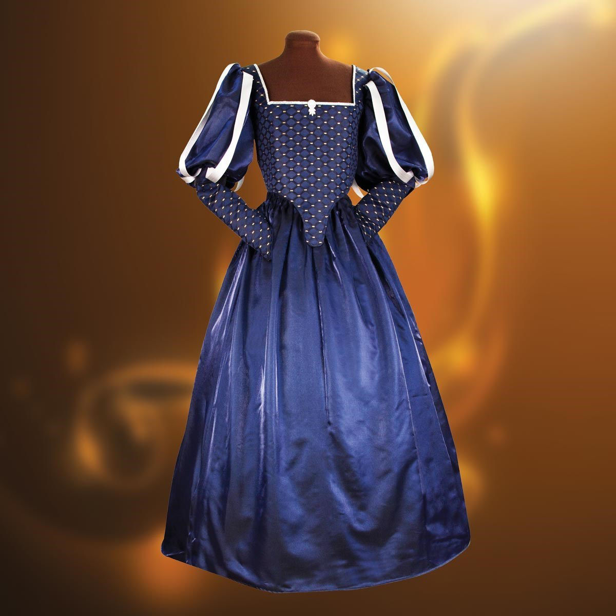 Milady's Musketeer Gown