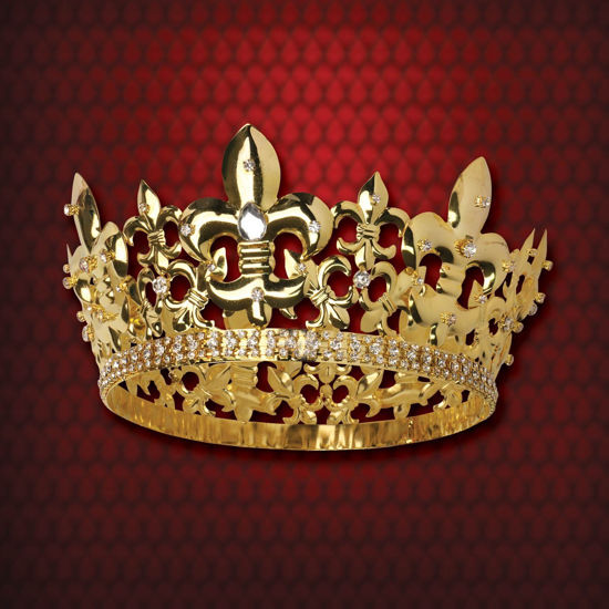 Picture of Gold Kings Crown