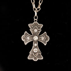 Monastery Cross Necklace