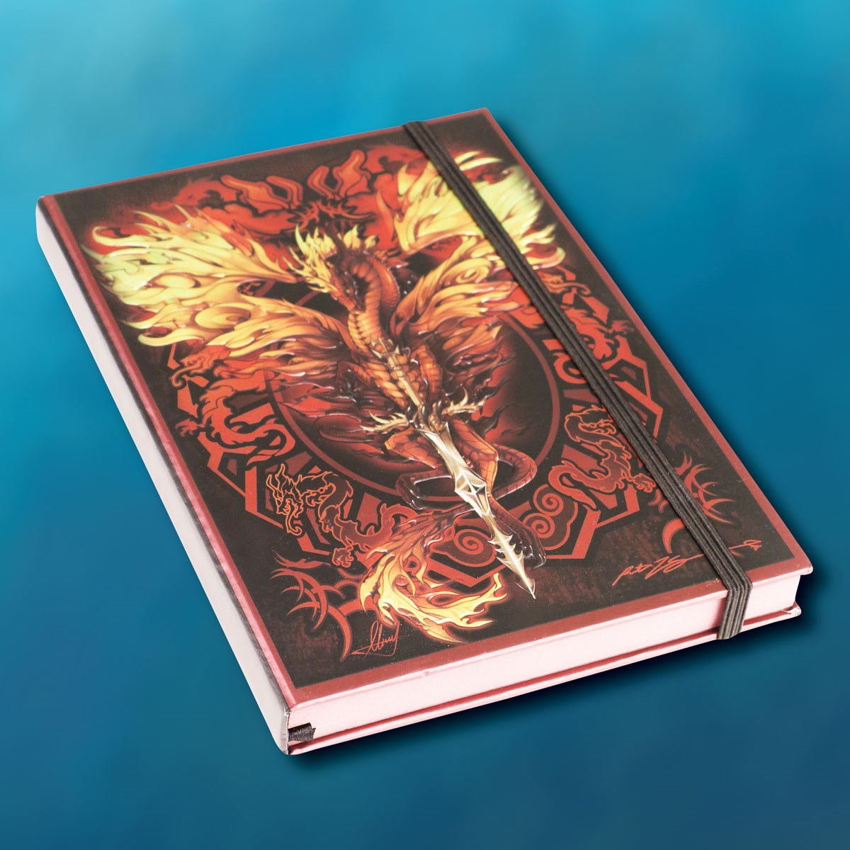 Dragon Flame Journal