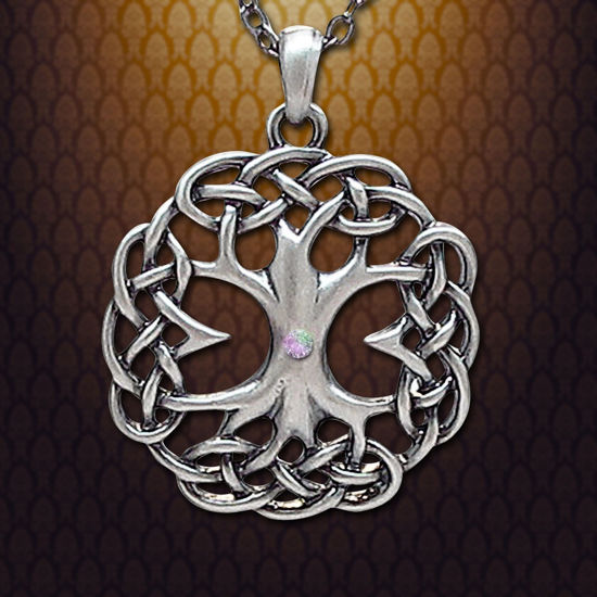 The Tree of Life Celtic Pendant